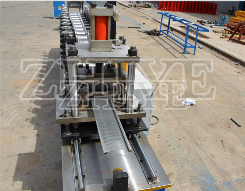 Roller Shutter Door Cold Rolling Forming Machinery