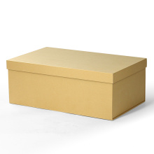 Subscription Foldable Easy Shipping Paper Packaging Box for Shoes