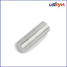 Fertigung Kundenspezifischer leistungsfähiger dauerhafter Neodym-Magnet