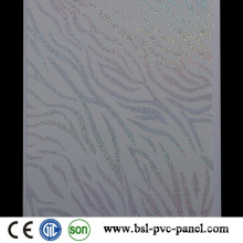 Laser Hot Stamp 25cm 8mm PVC Panel PVC Ceiling
