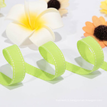 wholesale lime green ribbon, grosgrain ribbon