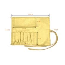 Bolso cosmético barato ligero desmontable profesional del organizador del cepillo del logotipo de encargo