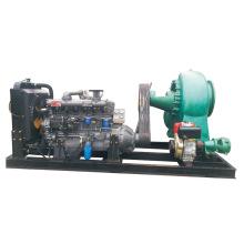 Ensemble de pompe de contrôle de l'eau souterraine non-colmatage pour moteur diesel Chw