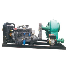 Diesel Engine Dewatering Trash Water Pump
