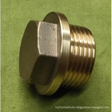 plug lathe part