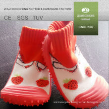 533 XC 701 floor socks socks with rubber soles knit sock boots