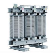 H-type non scellées isolé transformateur de puissance de Type sec 3 phases
