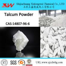 Talcum Powder with engineering plastic use