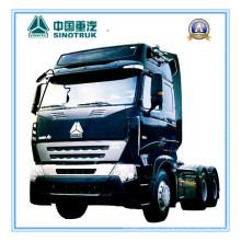 Caminhão do trator de Euroiii 380HP Sinotruk HOWO A7 4X2