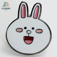 Insignia promocional del Pin de la solapa del esmalte promocional del regalo del logotipo en artesanías del metal