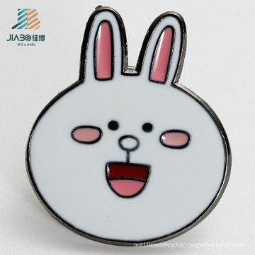 Custom Logo Promotional Gift Enamel Lapel Pin Badge in Metal Crafts