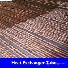 Seamless Copper Nickel Corrugated Tube (CuNi90/10 CuNi70/30)