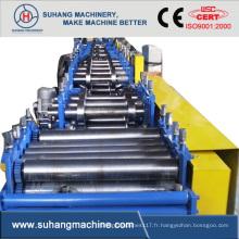 Personnaliser la machine de broyage de pannes C&Z en acier galvanisé de qualité certifiée CE et ISO