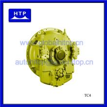 piezas de maquinaria de construcción transmisión coverter máquina D85