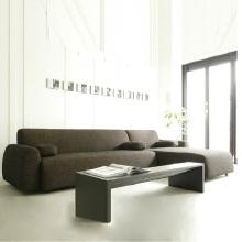 Modern Nordic Furniture Living Room Corner Sofa Fabric Sofa