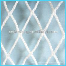 HMWPE fibra branca sem alças grandes redes de pesca