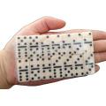 Mini domino game set , Palm domino game set