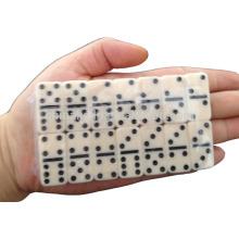 Ensemble de jeu de mini domino, ensemble de jeu de domino de Palm