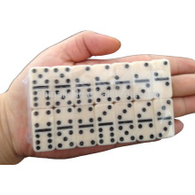 Mini domino game set , Palm domino game set