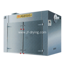 Heat Cycle Oven Chamber Tray Drying Machine