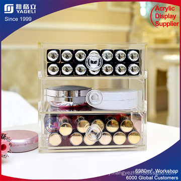 Cosmetic Organizer Acrylic Storage Box