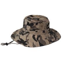 Chapeaux de camouflage de charme chapeau de chapeau de chapeau de plage