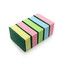Wholesale Kitchen Cleaning High Density Hard Sponge Scrubbers