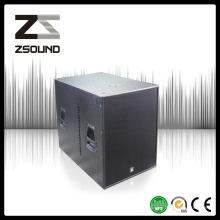 Système audio extérieur sain de haut-parleur de 18 pouces