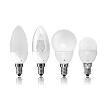 Dimmable LED C37 Candle Bulb& Lamp for Indoor Lighting