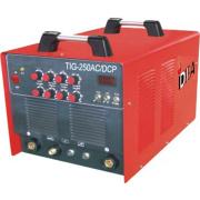 Full aksesuar ile çelik alu malzeme TIG darbe Kaynak Makinası
