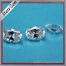 Proveedor de China corte oval Syntheitc Moissanite Diamond