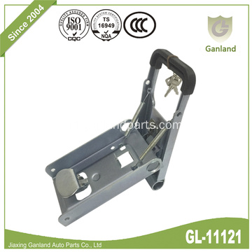 Truck Body Keyless Sliding Door Handle Kunci