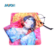 1 Color Printed Microfibre Sunglasses Bags