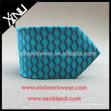 Perfect Knot 100% Handmade Screen Print Custom Silk Necktie