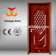 Porta de metal interior de 45mm com transferência de calor