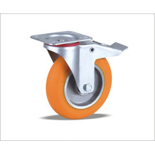 Wholesale China Ball Bearing PU Caster