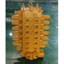 Главный регулирующий клапан экскаватора PC60-7 723-26-13101