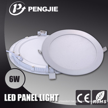 Round 70lm/W LED Ceiling Panel Light with CE RoHS
