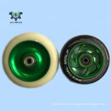 Pieza de aluminio del servicio de las piezas del CNC de la alta precisión