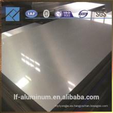 1060 Hoja de aluminio luminoso