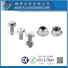 Taiwan Stainless Steel Non-Standard Fastener Per Drawings Non Threaded Screw