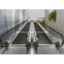 Escalera móvil Paseos Travelator con control Vvvf