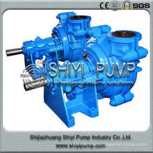 Heavy Duty Mining Slurry Pump para aspirar lodo y lodo