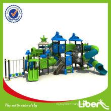 Aire de jeux pour enfants respectueuse de l'environnement avec certificat GS LE-SY012