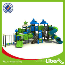 Environmental Friendly Children Playground With GS Certificate LE-SY012