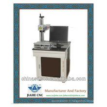 Machine de marquage de laser de fibre de JKF02 sans le problème après-vente