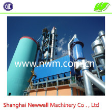 390m 2 Filterbeutel für Aluminium-Recovery-System