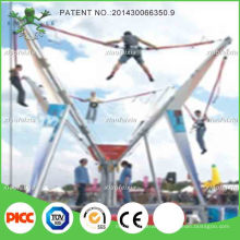 Most Popular Square Kids Bungee with Rope
