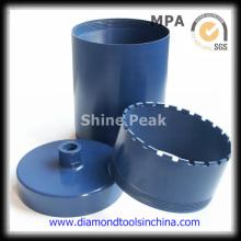 Pedacitos de taladro de núcleo de diamante para mármol