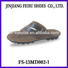 Mode Sommer Männer China Hersteller Sandalen China billig Sandalen